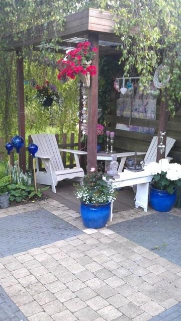 Tuintips hoe ziet jouw toekomstige tuin eruit - Hoe aangelegde tuin ...