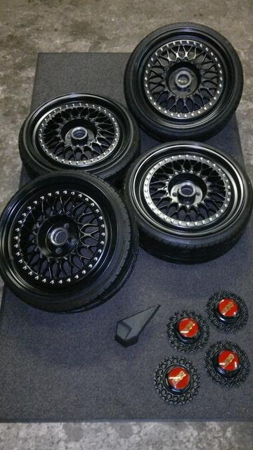 bbs rs 301 17inch te koop auto onderdelen. Black Bedroom Furniture Sets. Home Design Ideas
