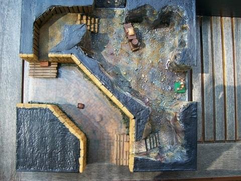 Mordheim's underground Foto-JHPWRSPF