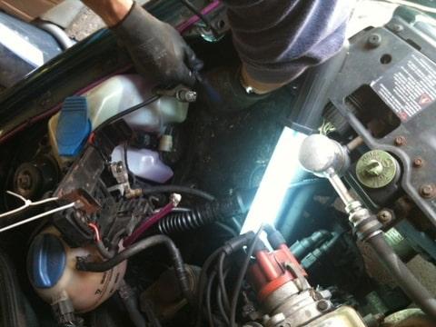 Koppelingskabel vervangen polo 6n2