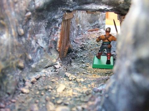 Mordheim's underground Foto-CC877TJX