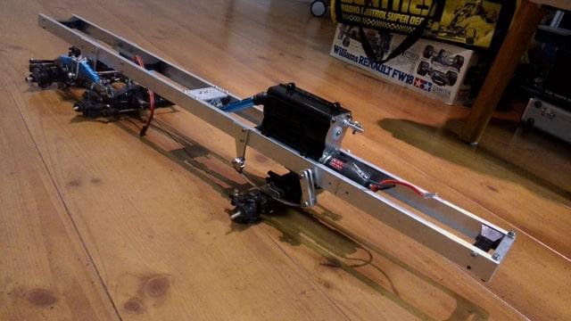 build - MAN KAT 1 8X8 scratch build with tlt axles Foto-NOBFLPAM-D