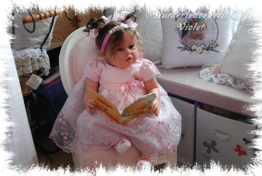 Violet  toddler Foto-BBF33TMF
