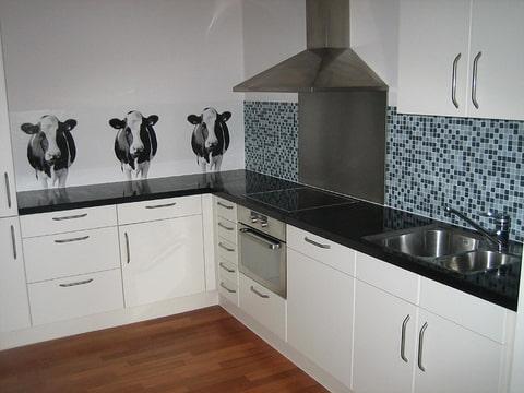 Keuken Plaat Achterwand : Pimp je keuken ? Bokt.nl