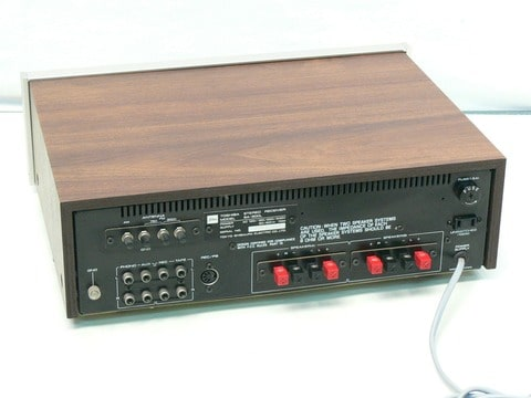 toshiba sa 300l ampli tuner hifi stereo 2 x 20w receiver vintage ebay. Black Bedroom Furniture Sets. Home Design Ideas