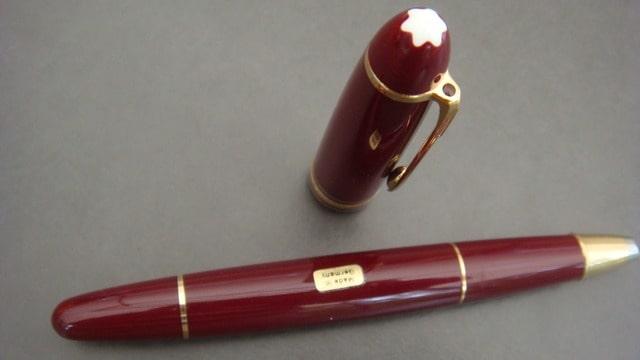 stylo surligneur montblanc bordeaux n 176 166 legrand prix 435 n 176 mg202 ebay