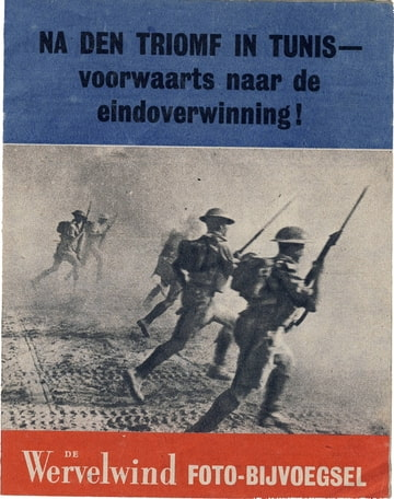 De Wervelwind uit de tweede wereldoorlog wo2 Afrika tobruk
