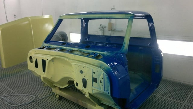 1969 Chevrolet C10 clean up. - Page 2 ...