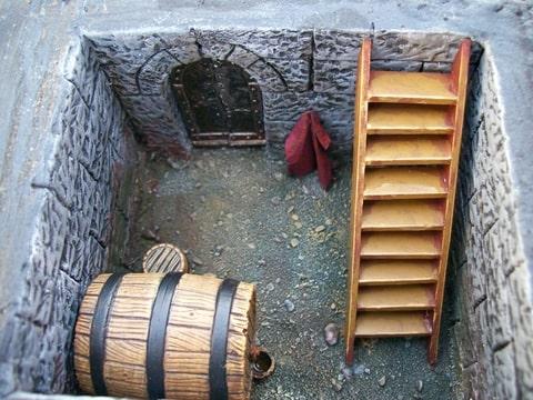 Mordheim's underground Foto-JOFSSMED