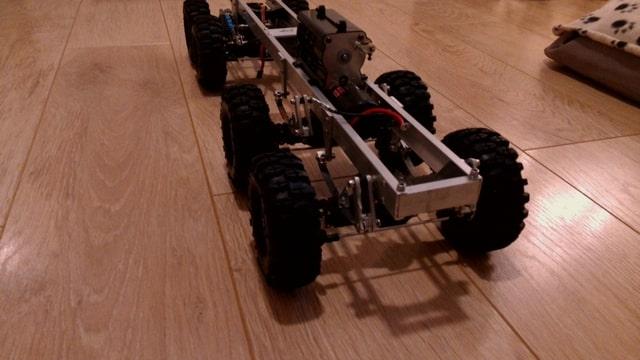 build - MAN KAT 1 8X8 scratch build with tlt axles Foto-ARAAG64Z-D