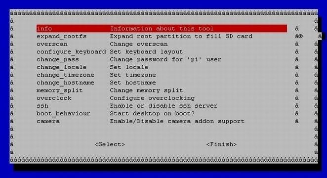 Raspberry Pi Overscan 1080p