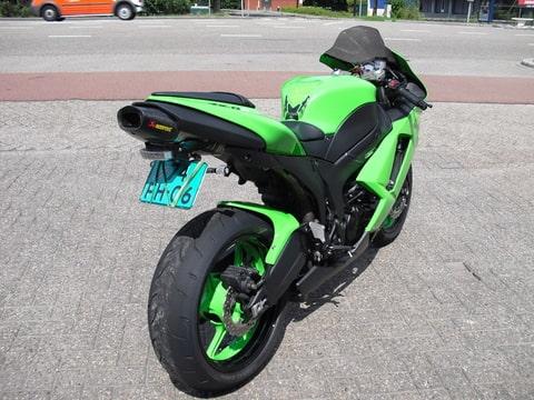 Kawasaki Zxr Double Bubble Windscreen