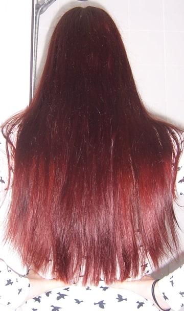 finally - Henne Color Acajou
