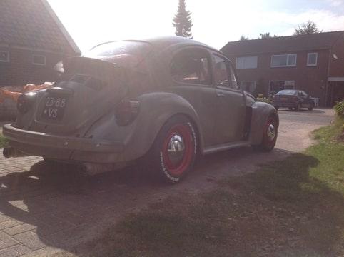 wrx sti powered 1972 vw beetle 325hp + - NASIOC