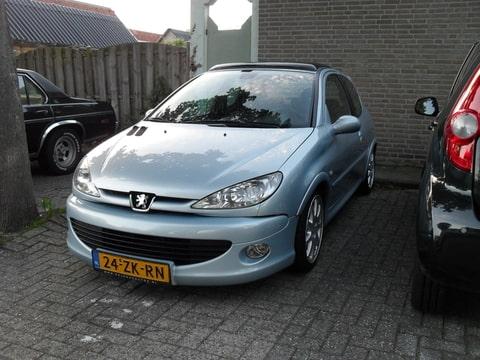Peugeot tuning club bekijk onderwerp ik dacht ik ga van een 8 cilinders naar keus - Geloof inox ...