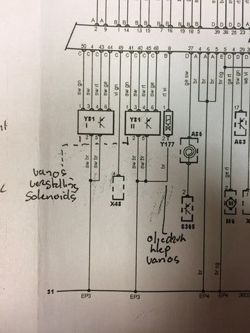 ms 3 pro bmw vanos (vvt) output