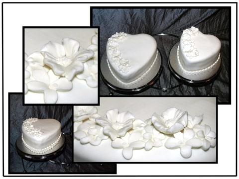 movin taart Sneeuwwitte bruids..taart (Pagina 1)   Bruids  en Stapeltaarten  movin taart