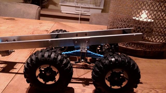 build - MAN KAT 1 8X8 scratch build with tlt axles Foto-PDFNK8UT-D