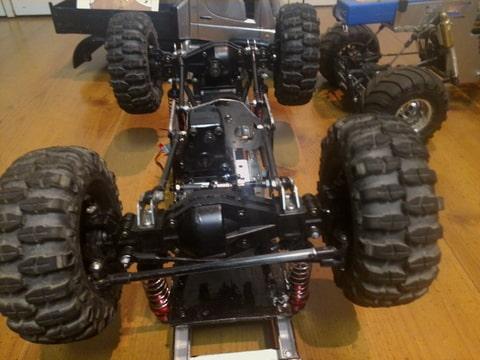 build - MAN KAT 1 8X8 scratch build with tlt axles Foto-FKO48Q3I-D