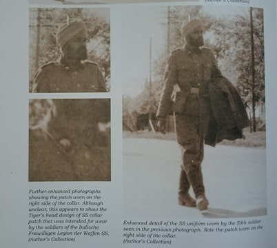 The Indian Volunteers in the German Army and Waffen-SS