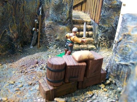 Mordheim's underground Foto-78YZNB7D