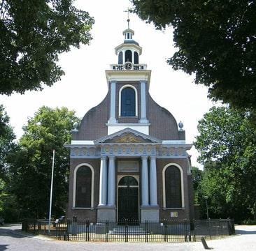 Sint Petrus' bandenkerk  - Driebergen