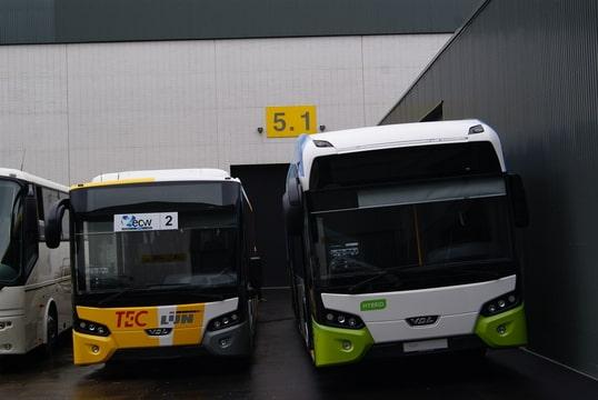 jaar vertraging snelle busbaan