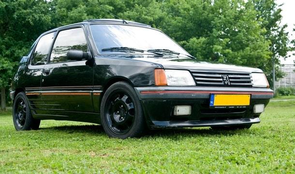 Peugeot 205 XS 1.4 carb EGR 1989 P3XY | Klik voor details