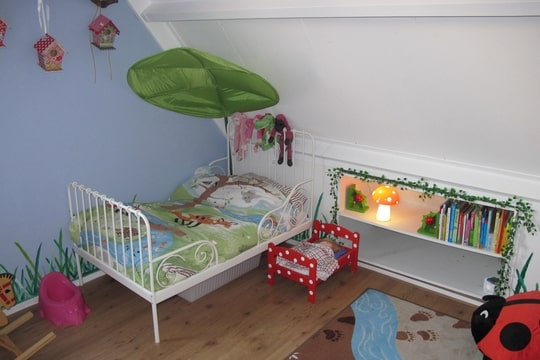 Kinderkamer Ideeen Peuter : Nl.loanski.com Slaapkamer Ideeen Goud