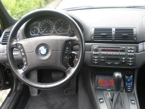 Voorstellen bmw e46 318i aut special edition for Bmw e46 interieur