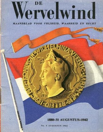De Wervelwind nummer 5 uit de tweede wereldoorlog wo2 wilhelmina