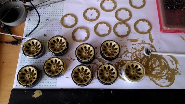 build - MAN KAT 1 8X8 scratch build with tlt axles Foto-YUE3Y3X3-D