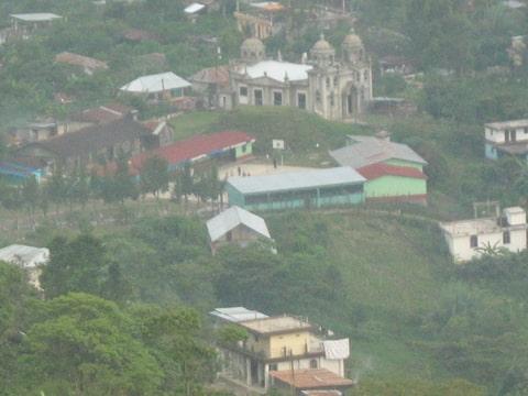Vista desde Cerro San José