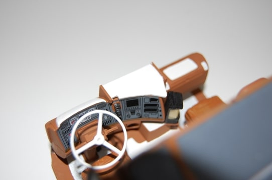 Modelbouw toon onderwerp scania new for Auto interieur reinigen zelf