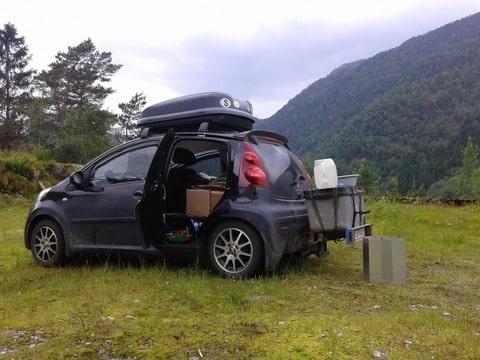 Minimini-camper Peugeot 107 - www.camperforum.nl