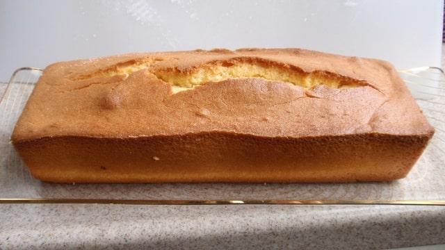 cake uit vorm halen
