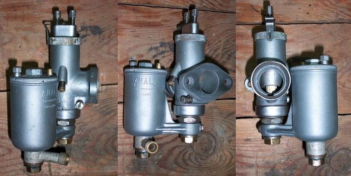 Original parts - BSA m20 1939 - 1945