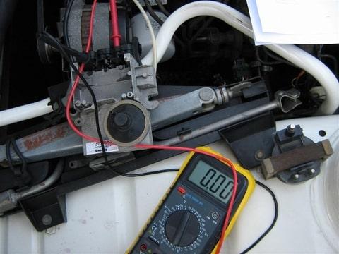 Bdp sensor controleren