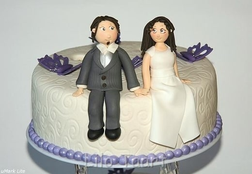 bruidspaartje
