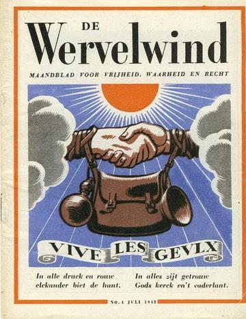 De Wervelwind nummer 4 uit de tweede wereldoorlog wo2 verzameling