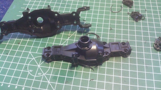 build - MAN KAT 1 8X8 scratch build with tlt axles Foto-XBK8VQPB-D
