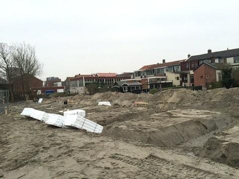 huis op zand bouwen