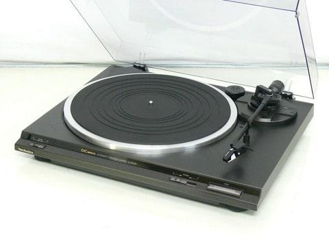 technics sl bd20d bonne platine vinyle hifi stereo 33t 45t audio technica ebay. Black Bedroom Furniture Sets. Home Design Ideas