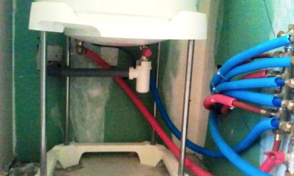 raccord vacuation machine laver sur purge ballon. Black Bedroom Furniture Sets. Home Design Ideas