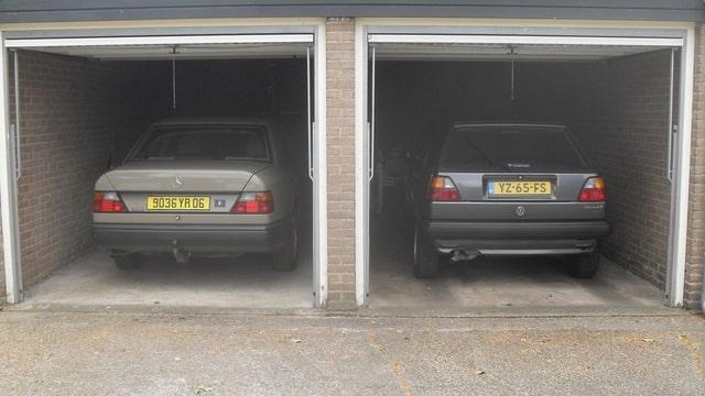 Nederlanders En Hun Garage Gebruik Autoweek Nl
