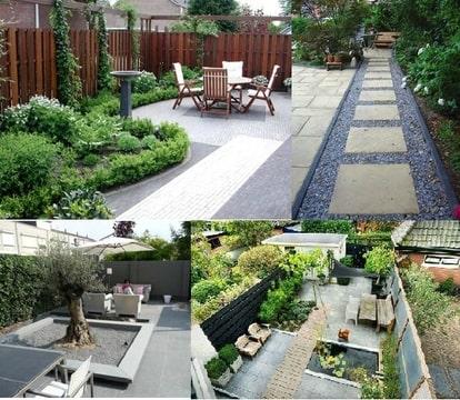 Tuintips hoe ziet jouw toekomstige tuin eruit deel 2 - Amenager een stuk in de lengte ...