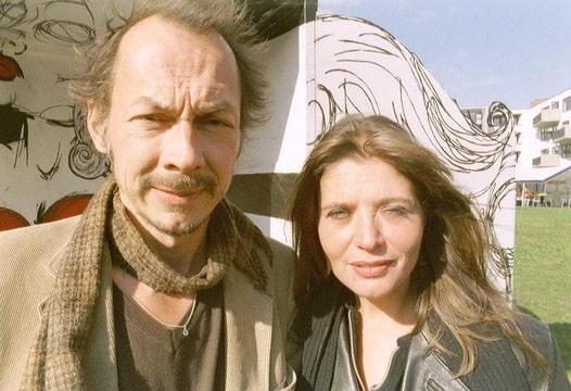 Ome Willem en Sandra