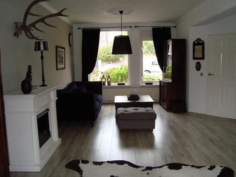 Barok of engelse woonkamer - Engelse stijl slaapkamer ...