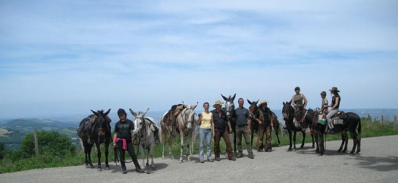 Rencontres muletières (et anières) de la Confrérie des Longues Oreilles Foto-H7ENOQZY