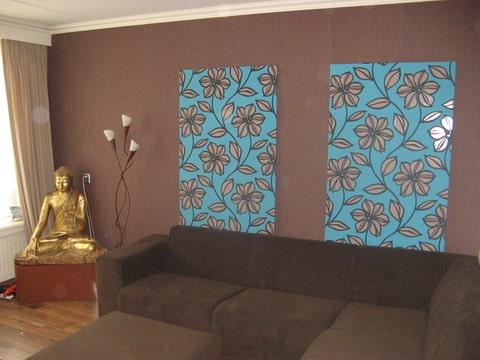 Woonkamer langwerpig schilderij - Schilderij slaapkamer kind ...